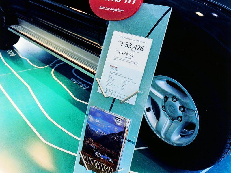 Toyota by Claroblue